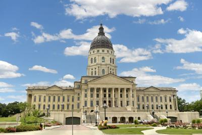 FILE - Kansas Capitol