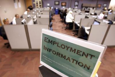 FILE - Employment Arizona