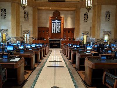 Louisiana House of Representatives chamber