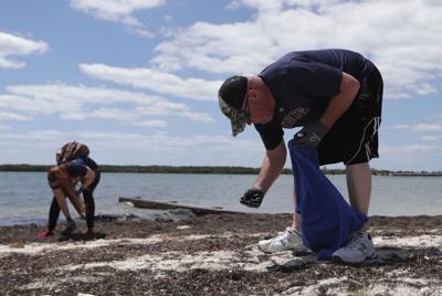 FILE - Earth Day Florida Everglades