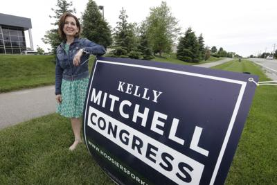 File-Indiana State Treasurer Kelly Mitchell