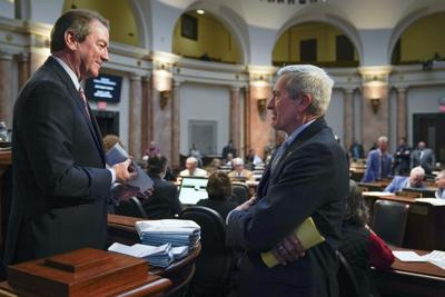File-Kentucky Speaker of the House David Osborne