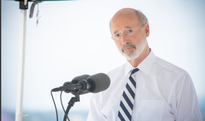 PA Gov Tom Wolf file