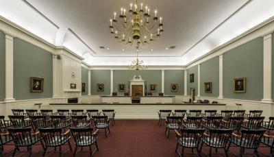 FILE - New Hampshire State Supreme Court