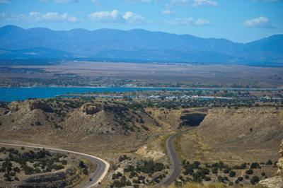 FILE - Pueblo Reservoir Colorado
