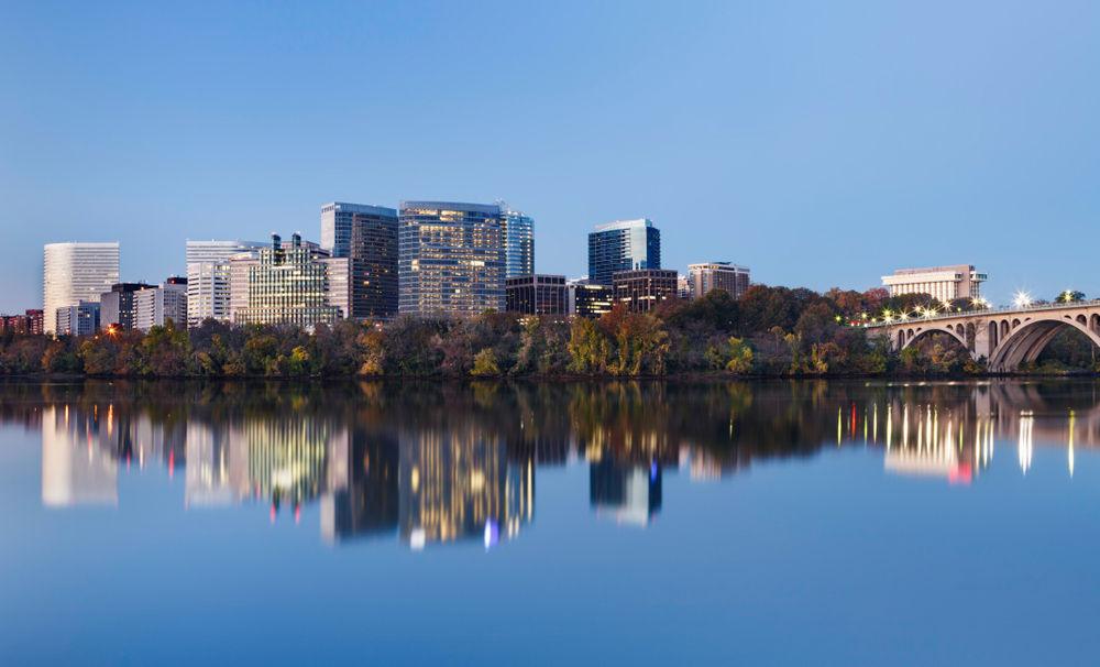 FILE - Arlington, Virginia