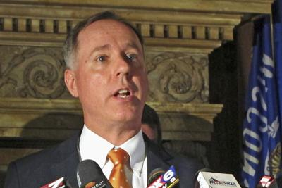 FILE - Wisconsin Assembly Speaker Robin Vos