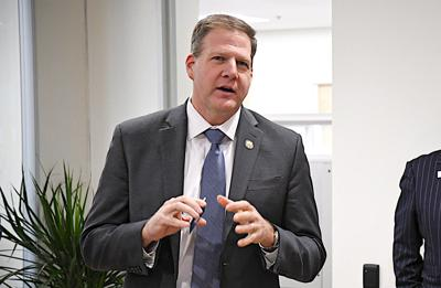 FILE - NH Chris Sununu 1-14-2020