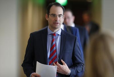 FILE - Colorado Attorney General Phil Weiser