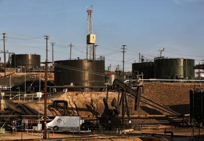 FILE - California Oil