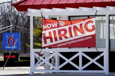 FILE - restaurant, Hiring, Illinois, 2021