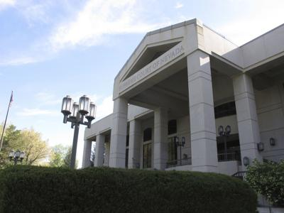 FILE - Nevada Supreme Court
