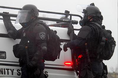 FILE —Salem police van ride