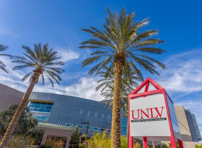 FILE - University of Nevada, Las Vegas