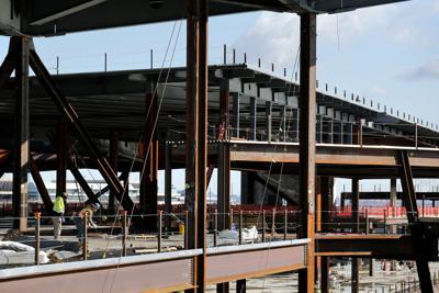 FILE - NJ Newark Airport Redevelopment 10-23-2019