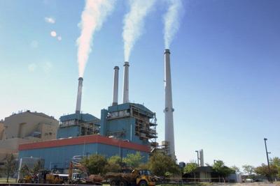 FILE —Montana Colstrip Power Plant