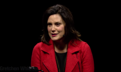 FILE - Michigan Gov. Gretchen Whitmer