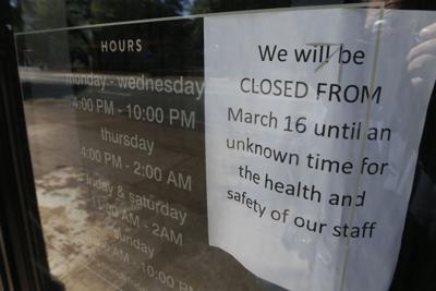 Virus Outbreak Virginia Unemployment