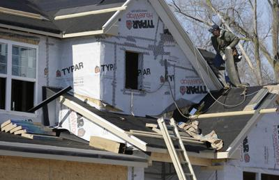 FILE - home construction, Builder Sentiment, Wilmette, 2013