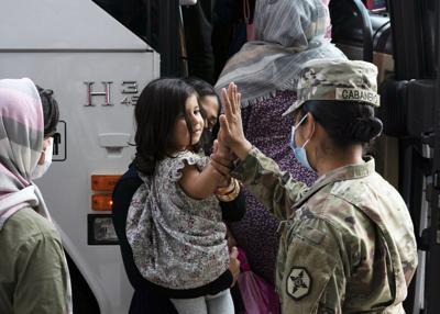 Idaho Afghan Refugees