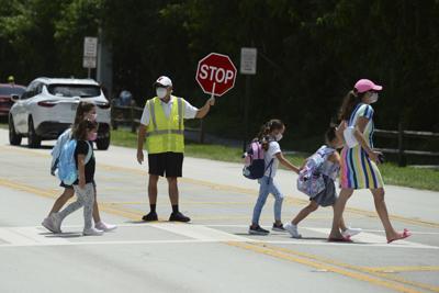 Broward County School Board Defies Flordia Governor DeSantis' Mask Ban