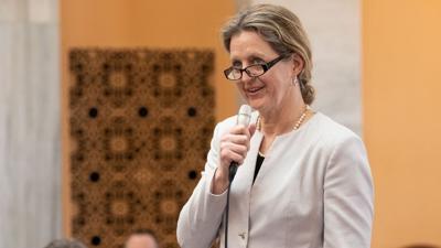 File-Ohio State Sen. Kristina Roegner