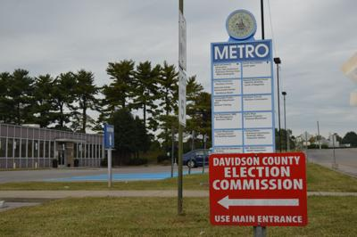 Davidson County Election Commission