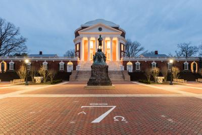 FILE - The University of Virginia