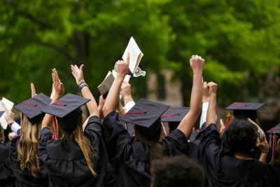 FILE - Graduation