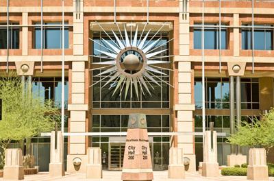 FILE - Phoenix City Hall