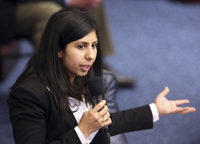 FILE - Florida Rep. Anna Eskamani, D-Orlando.
