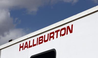 FILE - Halliburton