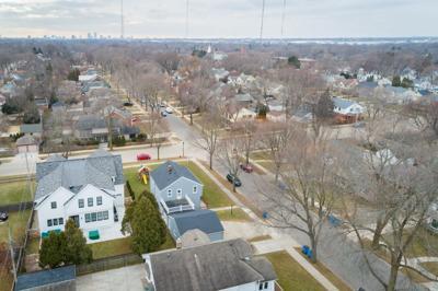 FILE - Wisconsin neighborhood homes