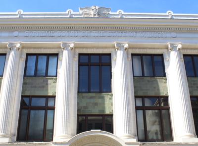 FILE —Oregon Supreme Court building