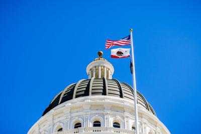 FILE - California State Capitol