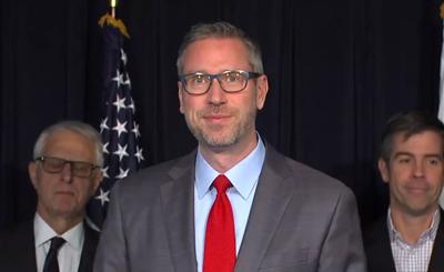 FILE - Treasurer Michael Frerichs
