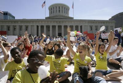 File-Ohio school choice rally