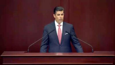 FILE - Florida Rep. José Oliva