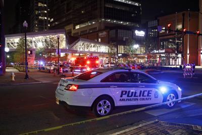 FILE - Virginia police