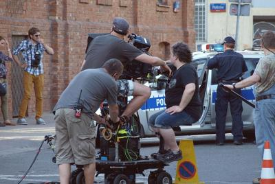 FILE - Film tax credit movie production