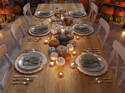 FILE - Thanksgiving