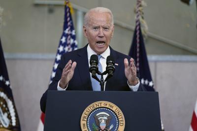 FILE - PA Joe Biden, Philadelphia 7-13-2021