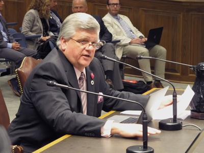 FILE - Louisiana Rep. Lance Harris