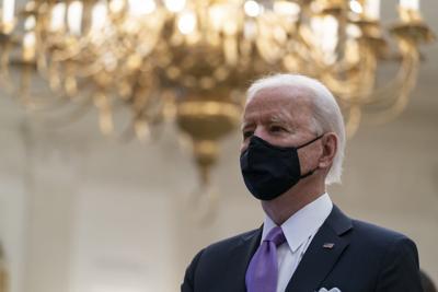 FILE - Joe Biden Inauguration