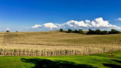 FILE - Iowa farm