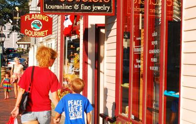 FILE - ME children, kids, boy, girl, parent, shopping