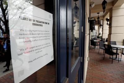 Virus Outbreak North Carolina hotels