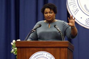Black church leaders bash Biden, Abrams for 'lies' regarding Georgia's voting reform law