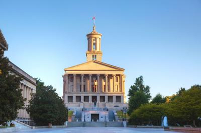 FILE - Tennessee State Capitol building