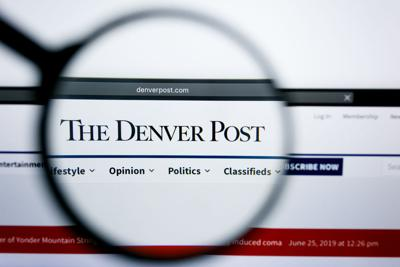 The Denver Post Homepage